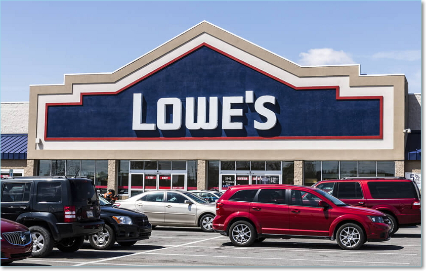 Lowes Store Outside